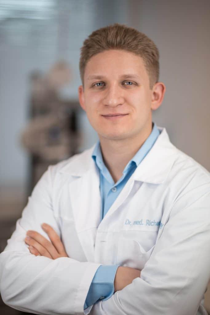 Augenarzt Zürich Dr. Richard Nagy