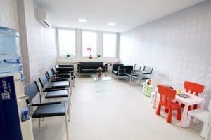Wartezimmer von aussen