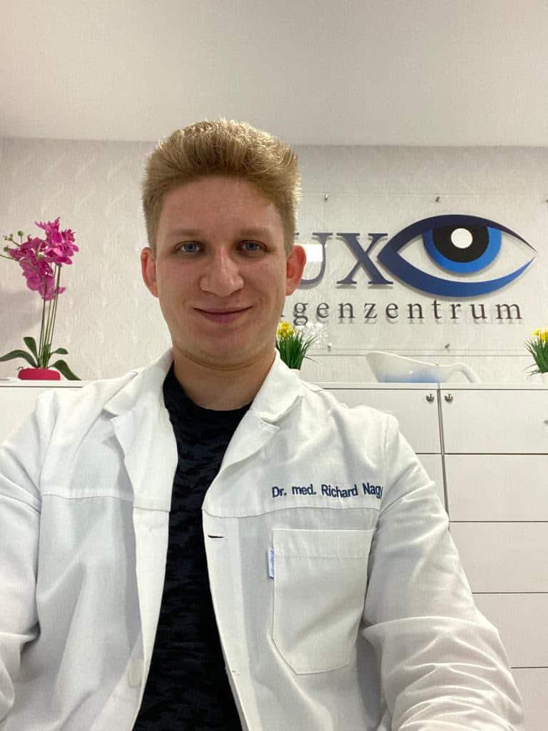 Dr. med. Richard Nagy Augenarzt