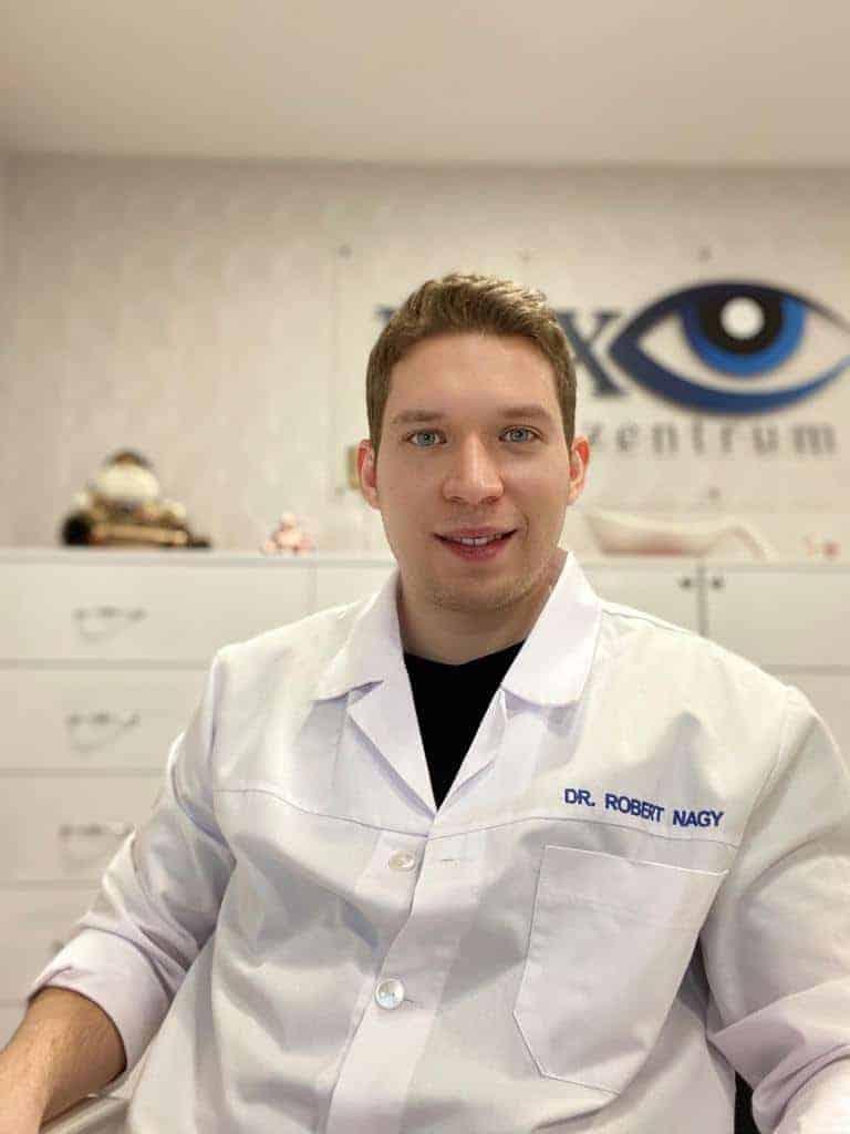 Dr. med. Robert Nagy Assistenzarzt Augenheilkunde